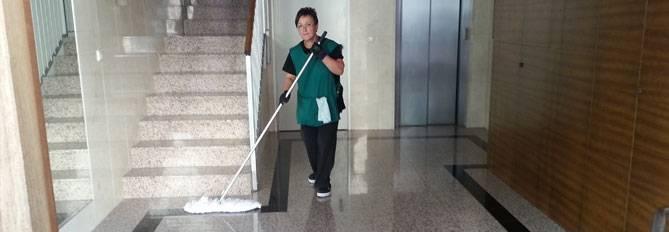 Empresa de limpieza en Colmenarejo